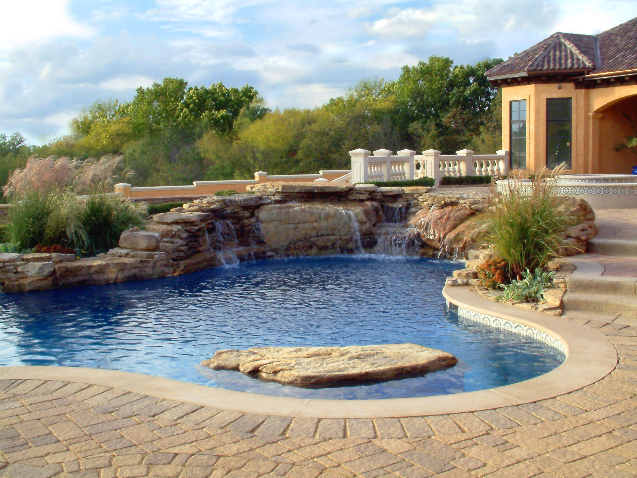Swimming Pool Contractor Nashville TN