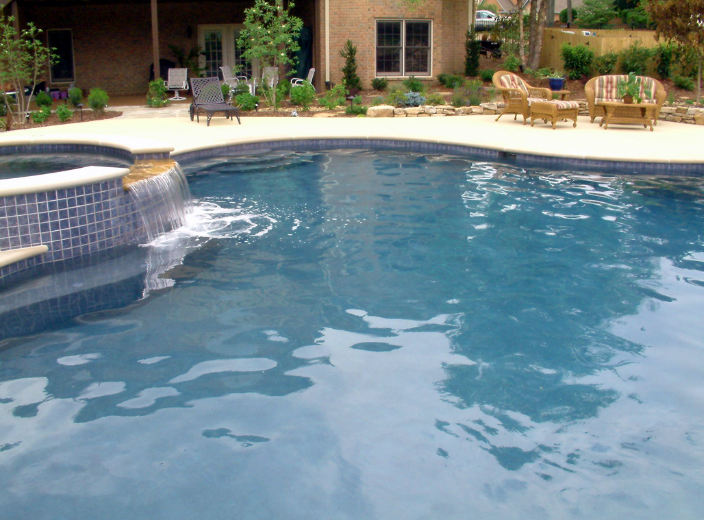 Swimming Pool Contractor In Nashville Absolute Pools